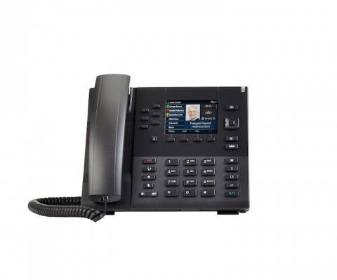 Top of the line gigabit IP phone at entry level phone prices