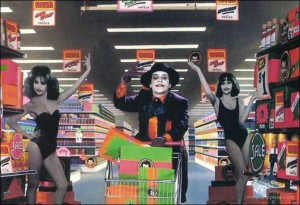 Joker shopping