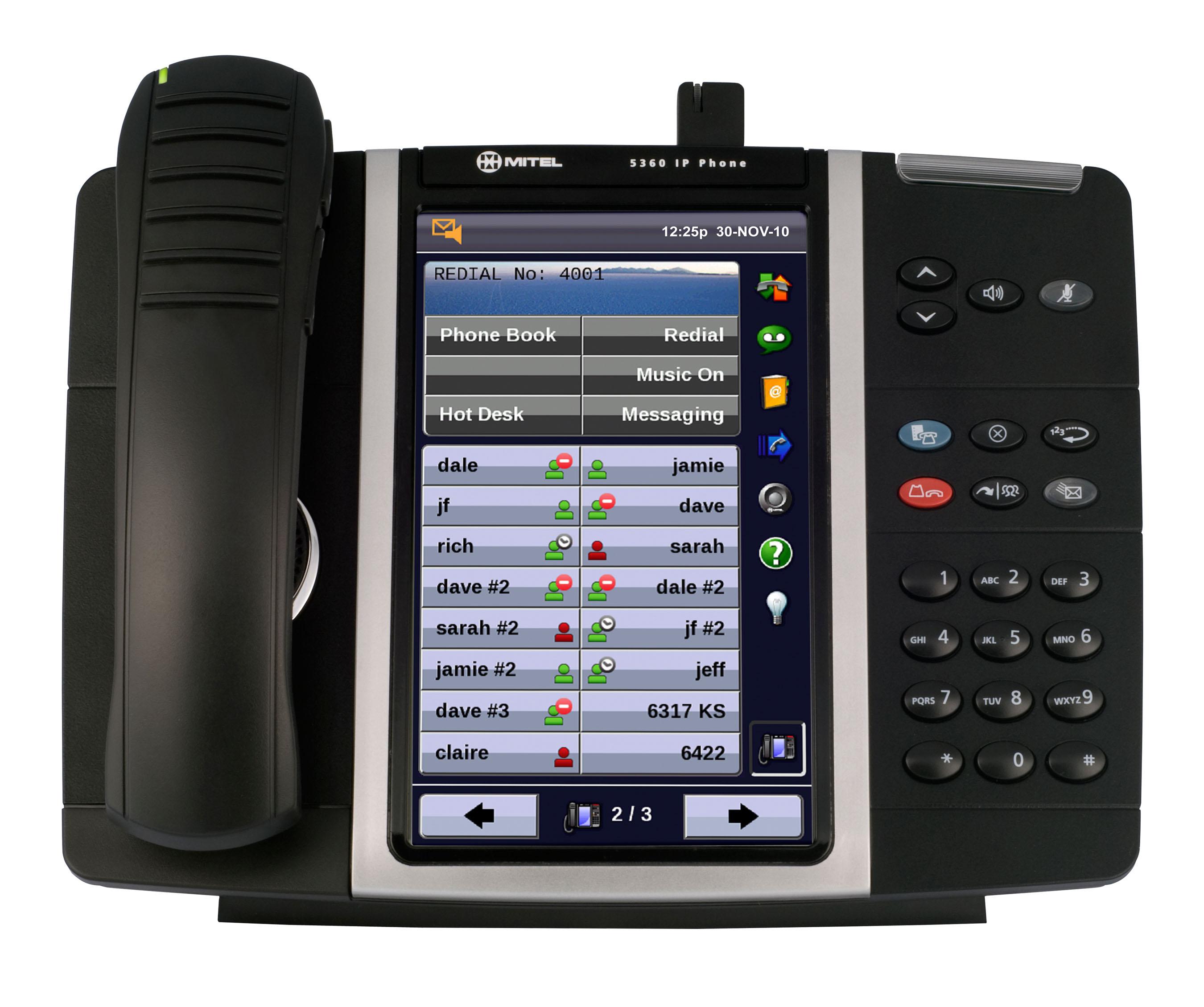 Mitel Ip Telephones
